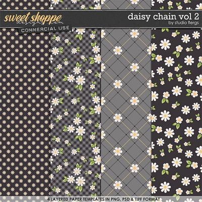 Daisy Chain VOL 2 by Studio Flergs
