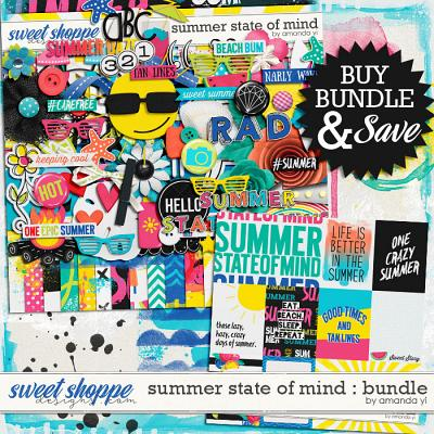 Summer State of Mind : Bundle by Amanda Yi