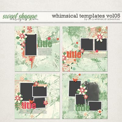 Whimsical Templates Vol05 by On A Whimsical Adventure
