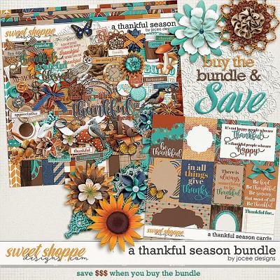 A Thankful Season Bundle by JoCee Designs