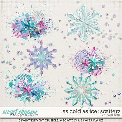 As Cold As Ice: SCATTERZ by Studio Flergs