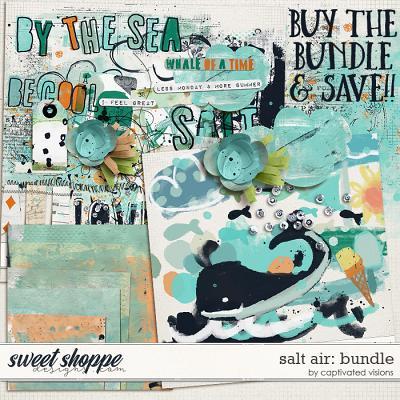 Salt Air: Bundle by Captivated Visions