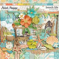 Beach Life by Studio Flergs