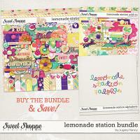 Lemonade Station Bundle by Sugary Fancy