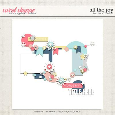 All The Joy by Two Tiny Turtles