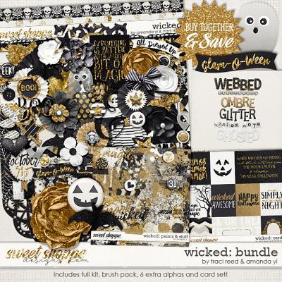 Wicked : Bundle by Amanda Yi & Traci Reed