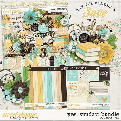 Yes, Sunday Bundle by Amber Shaw