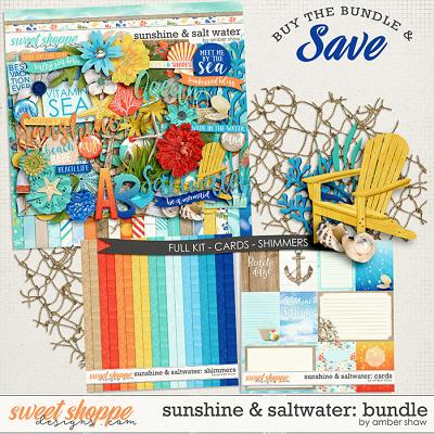 Sunshine & Saltwater: Bundle by Amber Shaw