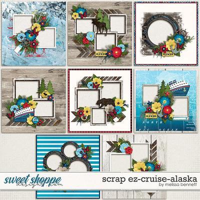 Scrap EZ-Cruise Alaska by Melissa Bennett