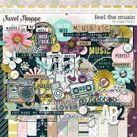 Feel the Music by Sugary Fancy