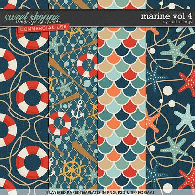 Marine VOL 4 by Studio Flergs