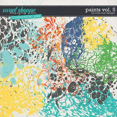 CU Paint Vol. 5 by River Rose Designs