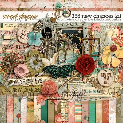 365 New Chances Kit by On A Whimsical Adventure and Studio Basic