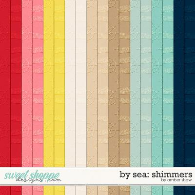 By Sea: Shimmers by Amber Shaw