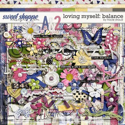 Loving Myself: Balance by Tracie Stroud