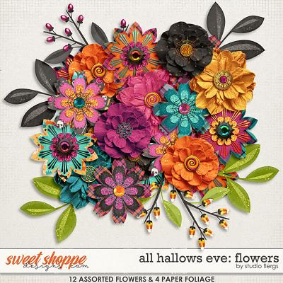 All Hallows Eve: FLOWERS by Studio Flergs