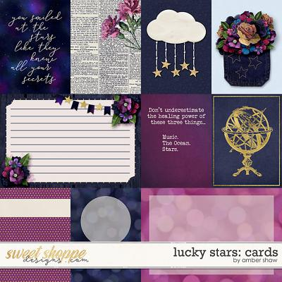 Lucky Stars: Cards by Amber Shaw