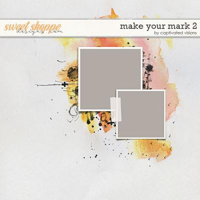 Make Your Mark 2 by Captivated Visions