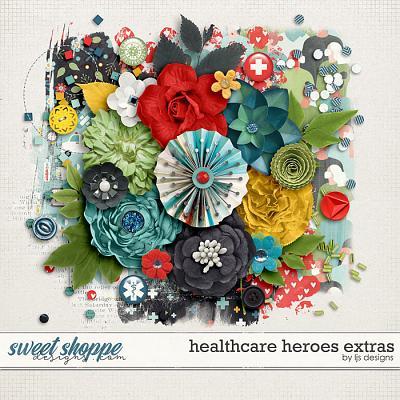 Healthcare Heroes Extras by LJS Designs
