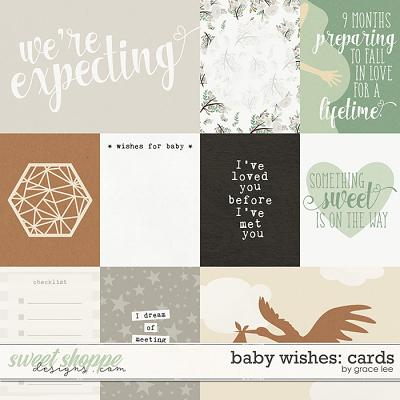 Baby Wishes: Cards by Grace Lee