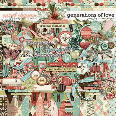 Generations of Love JoCee Designs