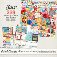 All Year Round: Celebrations Collection by Jady Day Studio and Traci Reed