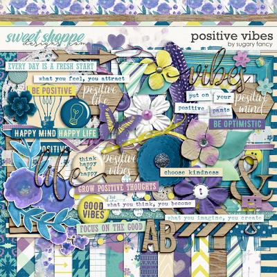 Positive Vibes Kit by Sugary Fancy