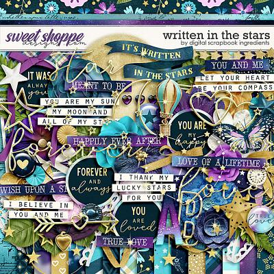 Written In The Stars by Digital Scrapbook Ingredients