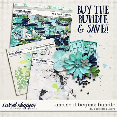 And so it begins: Bundle by Captivated Visions