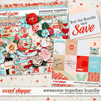 Awesome Together Bundle by Studio Basic Designs and Misty Cato
