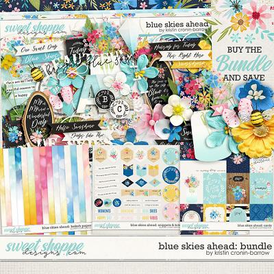 Blue Skies Ahead: Bundle by Kristin Cronin-Barrow