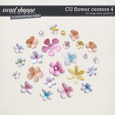 CU Flowers centers 4 by Blagovesta Gosheva