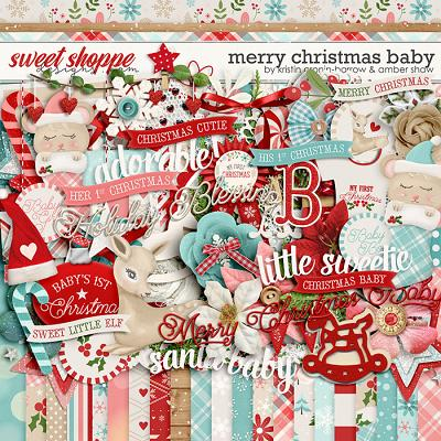 Merry Christmas Baby by Amber Shaw & Kristin Cronin-Barrow