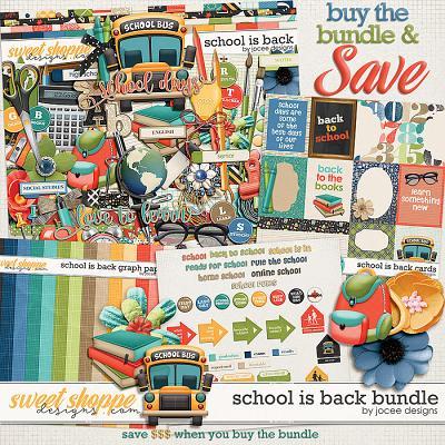 School is Back Bundle by JoCee Designs