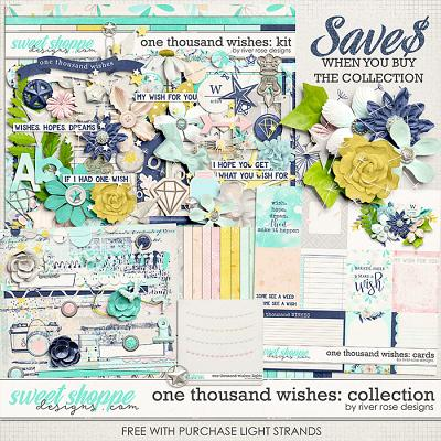 One Thousand Wishes: Collection + FWP by River Rose Designs