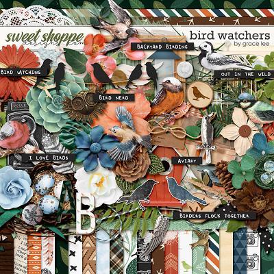 Bird Watchers by Grace Lee