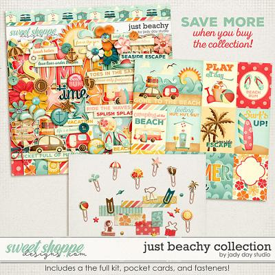 Just Beachy Collection by Jady Day Studio