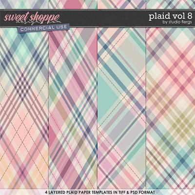 Plaid VOL 8 by Studio Flergs