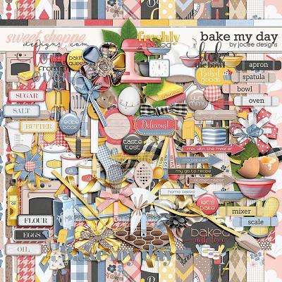 Bake My Day Kit by JoCee Designs