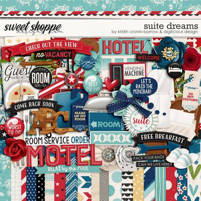 Suite Dreams by Kristin Cronin-Barrow & Digilicious Design