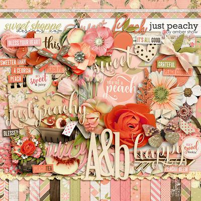 Just Peachy by Amber shaw