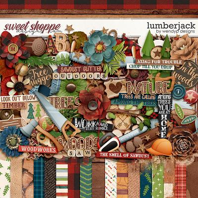 Lumberjack by WendyP Designs