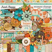 Seasons Change by Amber Shaw