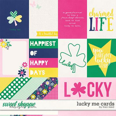 Lucky Day Cards by Traci Reed