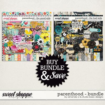 Parenthood : Bundle by Amanda Yi & Studio Basic Designs