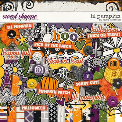 Lil Pumpkin: Kit by Laura Wilkerson