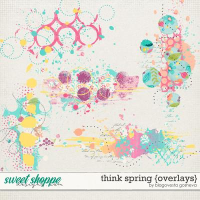Think Spring {overlays} by Blagovesta Gosheva