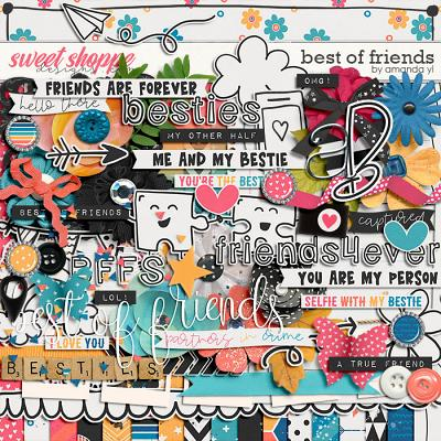 Best of Friends by Amanda Yi