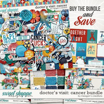 Doctor's Visit: Cancer Bundle by Meagan's Creations