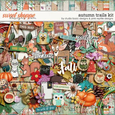 Autumn Trails by Studio Basic and Pink Reptile Designs